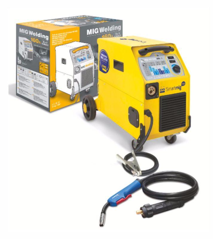 gys smartmig 162 gas or no gas automotive welder online from wasp supplies ltd. Black Bedroom Furniture Sets. Home Design Ideas