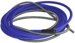 0.6-0.9mm blue liner for steel 3 metre long 124.0011