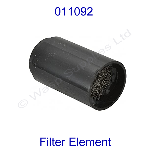 011092  Hypertherm filter element for 128647, 228570, 228890 filters.