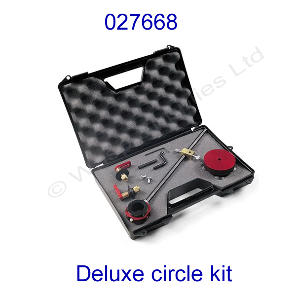 027668 Hypertherm Deluxe circle cutting kit Powermax 30 Air