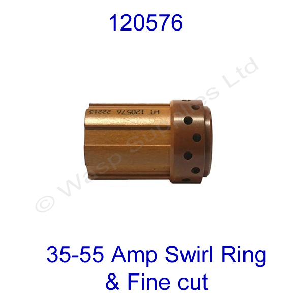 120576 Hypertherm  swirl ring for Powermax 600