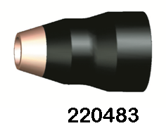 220483 Hypertherm powermax 30 Retaining Cap each