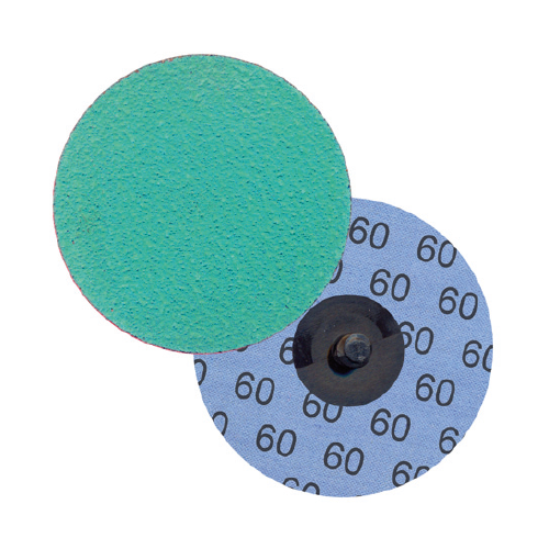 25 mm  x 60 Grit Roloc / quick change disc, box of 50.