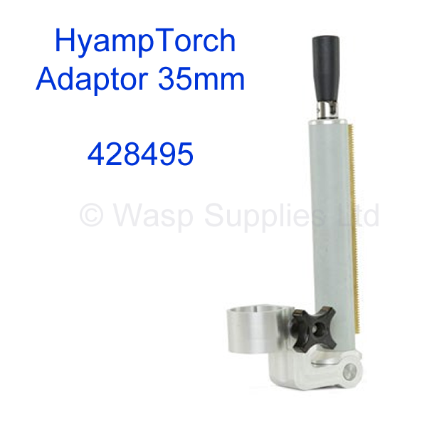 428495 Hypertherm Hyamp Torch adaptor 35mm to 44mm