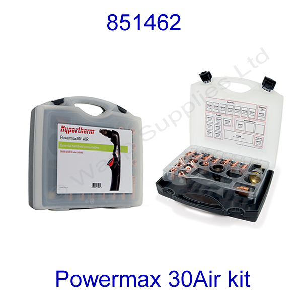 851462 Hypertherm Powermax 30 Air Essential Consumable kit