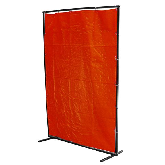 Amber PVC Curtain only