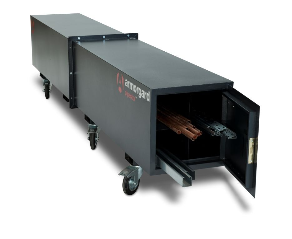 Armorgard Mobile Pipestor PS3.0 ~ Pipe Storage Trunk