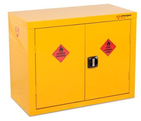 Armorgard SafeStor HFC1 Hazardous Floor Cupboard for COSHH storage