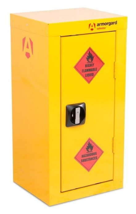 Armorgard SafeStor HFC2 Hazardous Floor Cupboard for COSHH storage