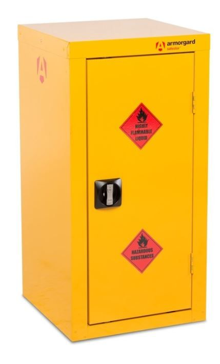 Armorgard SafeStor HFC4 Hazardous Floor Cupboard for COSHH storage