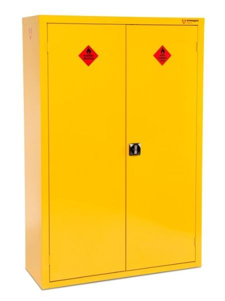 Armorgard SafeStor HFC6 Hazardous Floor Cupboard for COSHH storage