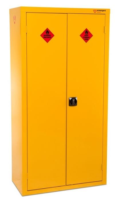 Armorgard SafeStor HFC7 Hazardous Floor Cupboard for COSHH storage