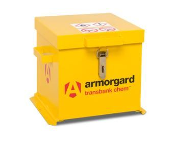 Armorgard TransBank Chem TRBC - Lockable Hazardous Storage COSHH Box