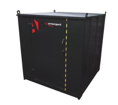 Armorgard Tuffstor TS High Security Walk-in Storage Units
