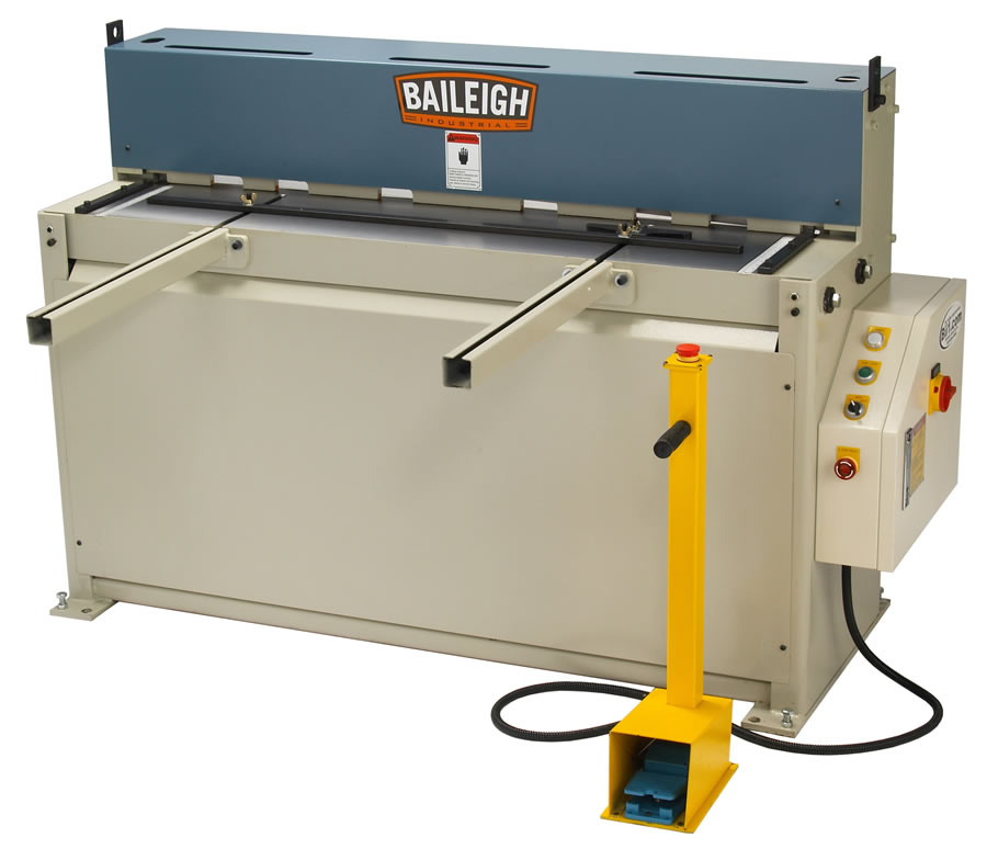 Baileigh Hydraulic Shear Sh 5214 From Wasp Supplies Ltd