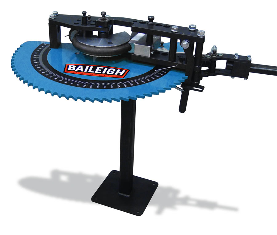 Baileigh RDB-050 Manual Tube Bender, Stand and Handle