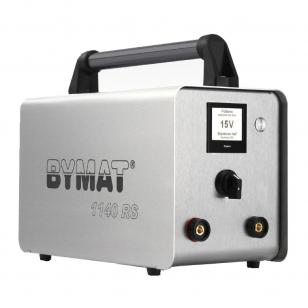 Bymat 1140 RS High power Brushline Stainless steel weld cleaner with starter kit