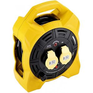 Defender E86540 20m Box reel 110 volt
