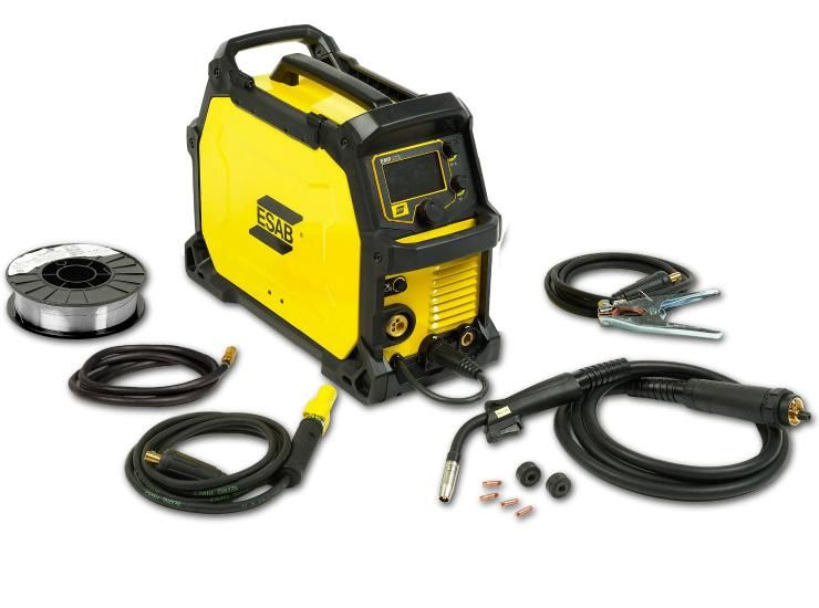 ESAB Rebel EMP 215ic Multi Process Welding Machine 110/240v (part no: 0700300985)