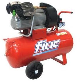 Fiac Direct Drive 3.0 HP, 50 litre tank, 230V Lubricated Compressor