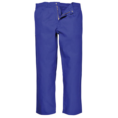 Flame retardant trousers, various colours available