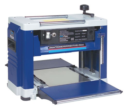 "Fox F22-561  10"" Portable Thicknesser"