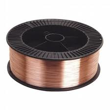Hardfacing 650 1.2mm HF 650 Mig wire 15kg spool abrasion resistant deposit from wasp supplies ltd