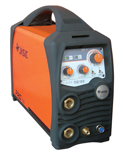 Jasic TIG 180 DC Dual Voltage Inverter Welder