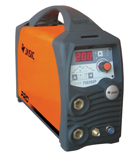 Jasic TIG 200 Pulse PFC DC Inverter Welder