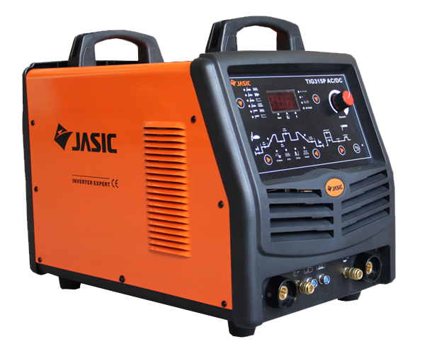 Jasic TIG 315P AC/DC Digital welding Inverter