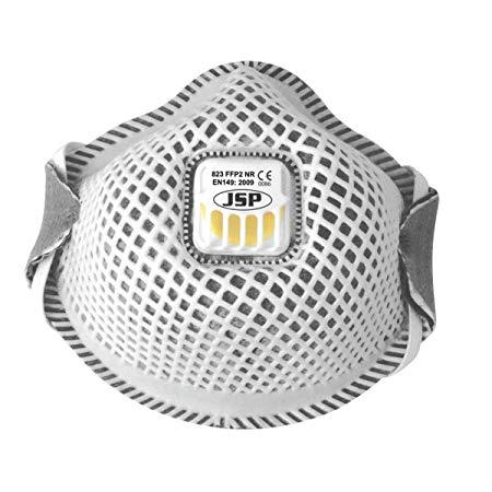 JSP Flexinet FFP2 odour mask pack 10