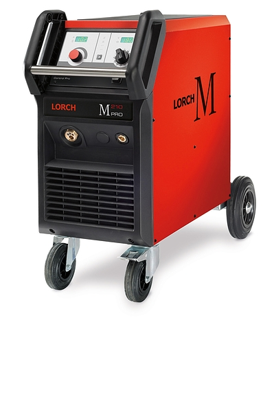 Lorch M-Pro 210 Mig Welding machine - dual 230 and 415 volt