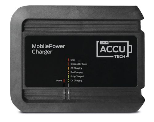 Lorch MobilePower 1 Accu charger unit 110/240v