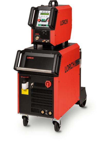 Lorch Welding System
