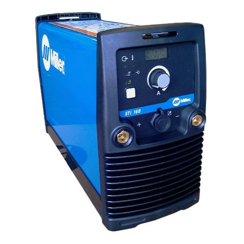 Miller Arc Welder >> Miller 160 Sti Dc Inverter Arc Welder 240 Volt Mma Welder 3 Year