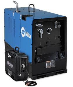 Miller Big Blu 400 CC CV Welder Generator