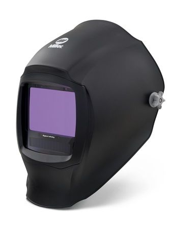 Miller Digital Infinity Black light reactive auto welding head shield.