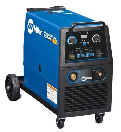 Miller MigMatic 250 DX  Mig Welder , 3 phase 50/60 Hz