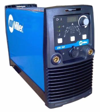 Miller Sth 160 Dc Tig Welder Hf Start 240 Volt Input