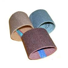 Non woven Surface Conditioning belts/sleeves pk 2