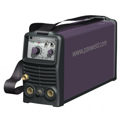 Parweld XTI 181 Dual voltage DC Tig welder
