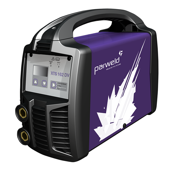 Parweld XTS 162 DV dual voltage Inverter Arc Welder