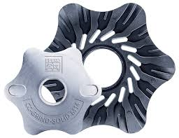 Pferd CC grind solid clamping flange for 100mm  grinders M10 spindle.