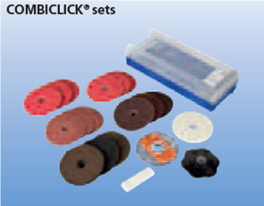 Pferd Combi click systems and discs 115mm