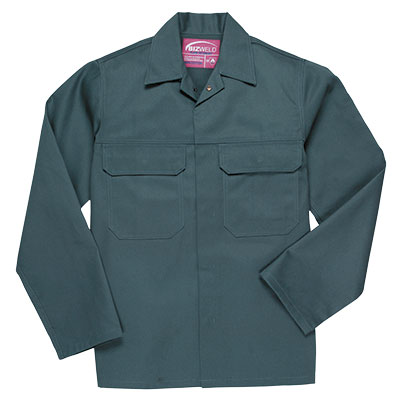 Portwest Bizweld (Bottle Green) Flame Retardant Jacket