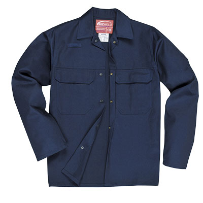 Portwest Bizweld (Navy) Flame Retardant Jacket