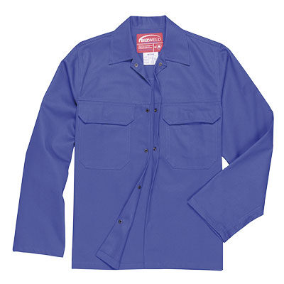 Portwest Bizweld (Royal Blue) Flame Retardant Jacket