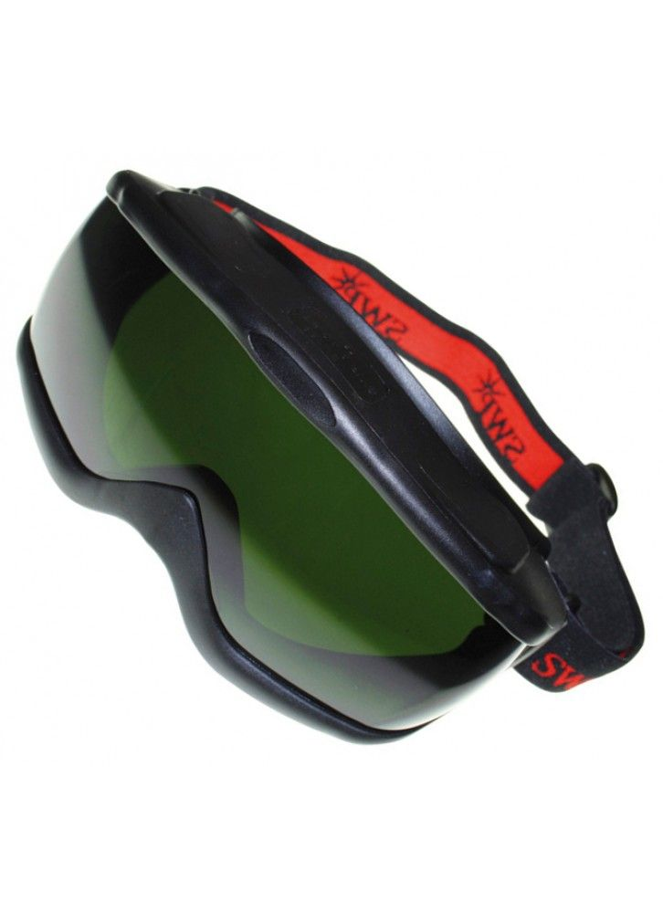 SWP 1511 Anti mist shade 5 Wide vision burning goggles