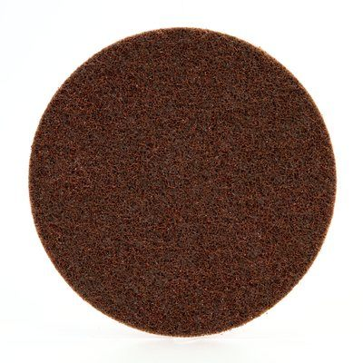 Velcro surface sanding disc 115mm diameter Aluminium Oxide coated (COARSE) ~ Boxed in 10's