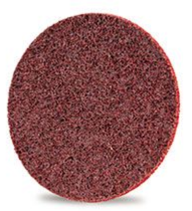 Velcro surface sanding disc 178mm diameter Aluminium Oxide coated (MEDIUM) ~ Boxed in 10's